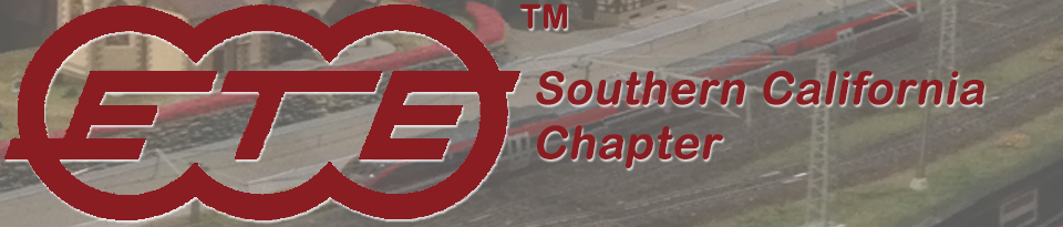 Southern California Chapter of the European Train Enthusiasts